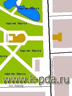 gps карты для коммуникатора: