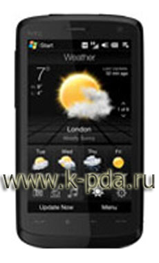 коммуникатор HTC touch hd
