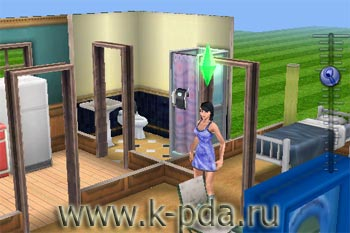 игра для iPhone и iPod Touch The Sims 3