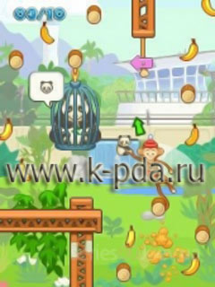 Игра для Simbyan Crazy monkey