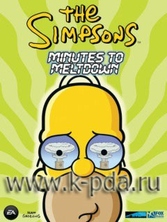 Игра для Simbyan The Simpsons