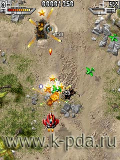 Игра для кпк Sky Force Reloaded v1.04