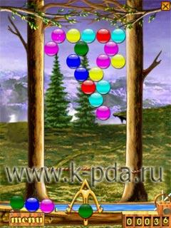 Игра для кпк Spb Bubbles 1.1