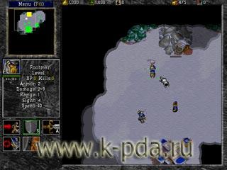 Игра для кпк Wargus - Warcraft II + Srategus 2.1