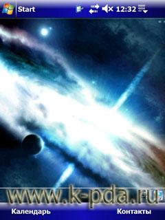 Maelstorm космическая тема Today